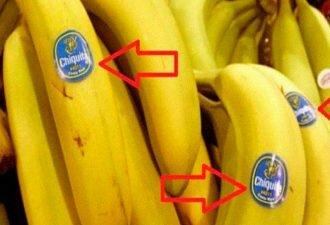 banany-naklejki